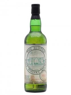 SMWS 111.3 / 1984 / Bot.1995 Islay Single Malt Scotch Whisky