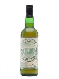 SMWS 27.35 / 1967 / Bot.1995 Campbeltown Single Malt Whisky