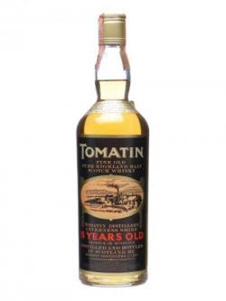 Tomatin 5 Year Old / Bot.1980s Speyside Single Malt Scotch Whisky