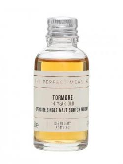 Tormore 14 Year Old Sample Speyside Single Malt Scotch Whisky