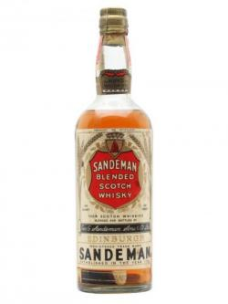 Sandeman Blended Whisky / Bot.1950s Blended Scotch Whisky