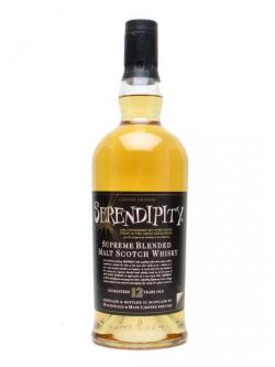 Serendipity 12 Year Old Blended Malt Scotch Whisky