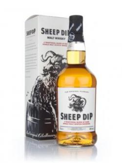 A bottle of Sheep Dip
