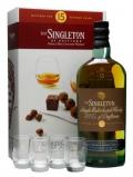 A bottle of Singleton of Dufftown 15 Year Old Classic Malts& Food Pack Speyside Whisky