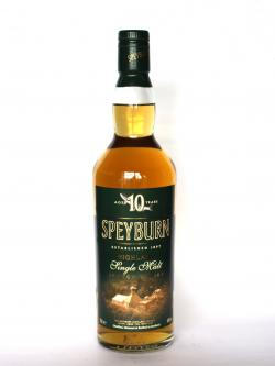 Speyburn 10 year Front side