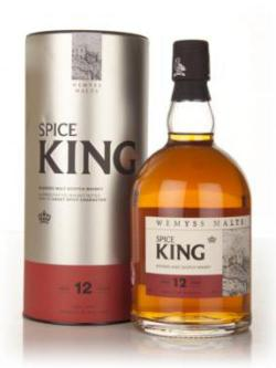 Spice King 12 Year Old (Wemyss Malts)