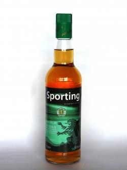 Sporting Blended Scotch Front side