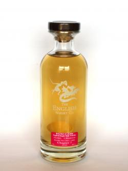 St George Chapter 7 Rum Cask Front side