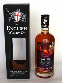St. George's Distillery Chapter 13 English Single Malt Whisky