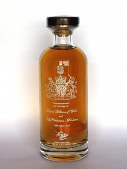 St. George's Distillery Royal Marriage Front side