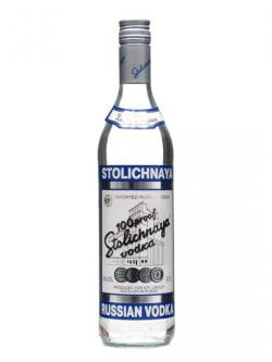 Stolichnaya Blue Vodka