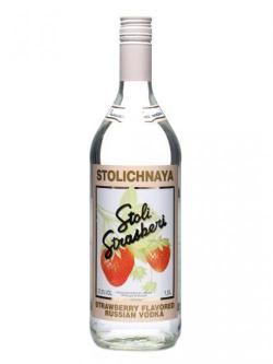 Stolichnaya Strawberry Vodka / 1L