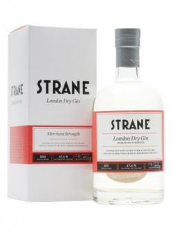 Strane Merchant Strength London Dry Gin