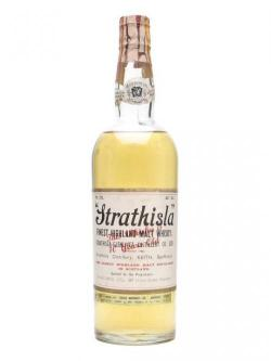 Strathisla 10 Year Old / Bot.1960s Speyside Single Malt Scotch Whisky