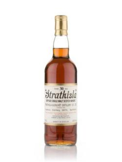 A bottle of Strathisla 30 Year Old Gordon and MacPhail