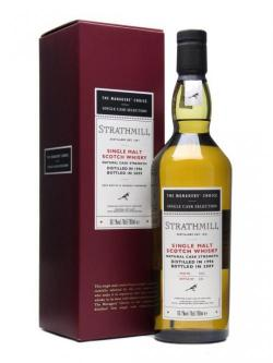 Strathmill 1996 / Managers' Choice Speyside Single Malt Scotch Whisky