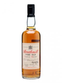 Strathmill Fine Old Scotch Whisky Speyside Single Malt Scotch Whisky
