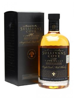 Sullivan's Cove Bourbon Cask Whisky / Single Cask Australian Whisky