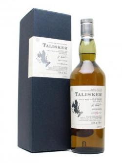 Talisker 25 Year Old / Bot. 2004 Island Single Malt Scotch Whisky