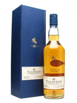 Talisker 30 Year Old / Bot. 2006 Island Single Malt Scotch Whisky