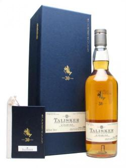 Talisker 30 Year Old / Bot. 2008 Island Single Malt Scotch Whisky
