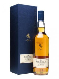 Talisker 30 Year Old / Bot. 2009 Island Single Malt Scotch Whisky