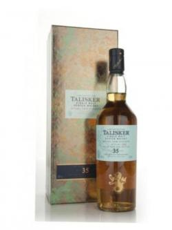 Talisker 35 Year Old - 2012 Release