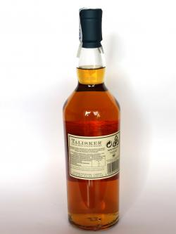 Talisker 57º North Back side