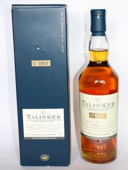 A bottle of Talisker 57º North