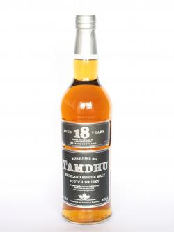 Tamdhu 18 year Front side
