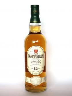 Tamnavulin 12 year Front side