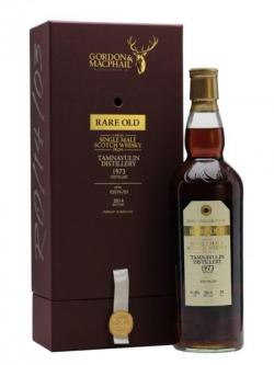 Tamnavulin 1973 / Rare Old / Gordon& MacPhail Speyside Whisky