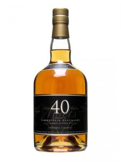 Tamnavulin 40 Year Old / Anniversary Selection Speyside Whisky