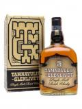 A bottle of Tamnavulin-Glenlivet 1967 / Bot.1980s Speyside Whisky