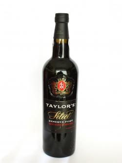 Taylor's Select Reserve Port Front side