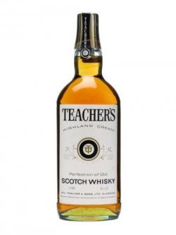 Teacher's / Bot.1970s Blended Scotch Whisky