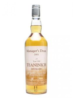 Teaninich 17 Year Old / Manager's Dram Highland Whisky