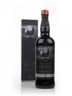 The Black Grouse Alpha Edition