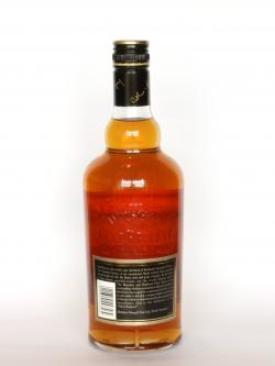 The Famous Grouse 12 year Gold Reserve Back side