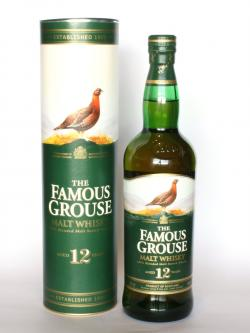 The Famous Grouse 12 year
