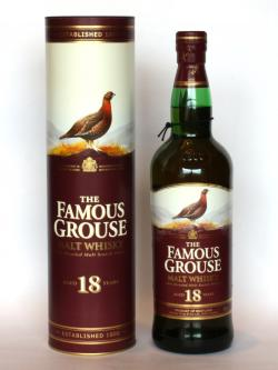The Famous Grouse 18 year