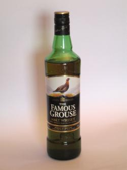 The Famous Grouse Malt Front side