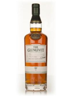 A bottle of The Glenlivet 17 Year Old
