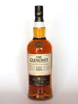 The Glenlivet Master Distiller's Reserve 1l Front side
