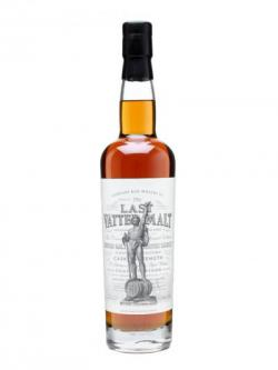 The Last Vatted Malt / Compass Box Blended Malt Scotch Whisky