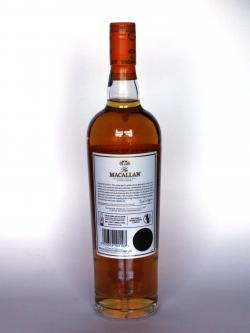 The Macallan Amber - 1824 Series Back side