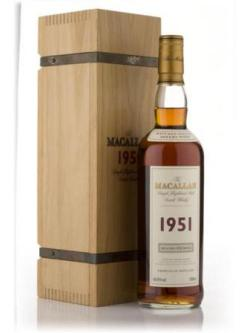 The Macallan Collectors Vintage 1951