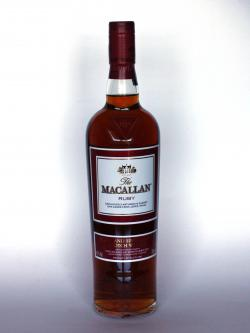 The Macallan Ruby - 1824 Series Front side