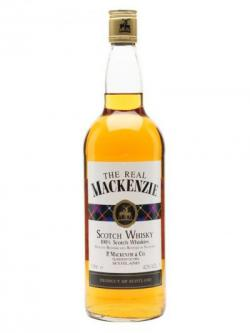The Real Mackenzie / Litre Blended Scotch Whisky