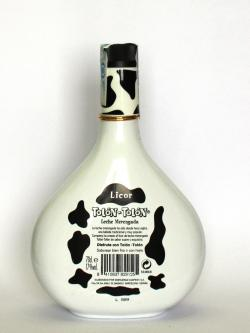 Tol�n Tol�n Licor de Leche Merengada Back side